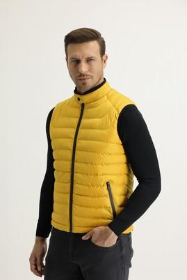 Erkek Giyim - HARDAL 54 Beden Kapitone Spor Yelek