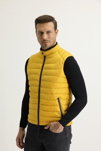 Erkek Giyim - Kapitone Spor Yelek