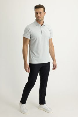 Erkek Giyim - SİYAH 48 Beden Slim Fit Spor Pantolon