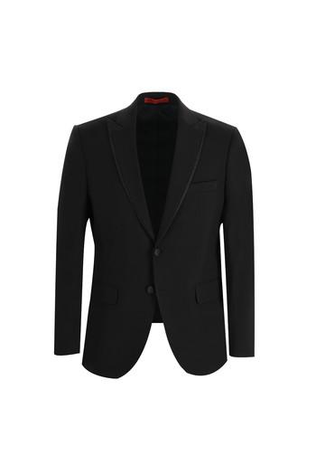 Erkek Giyim - Slim Fit Sivri Yaka Smokin & Damatlık