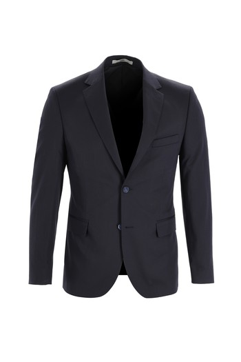 Erkek Giyim - Slim Fit Klasik Takım Elbise