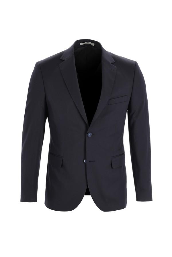 Slim Fit Klasik Takım Elbise