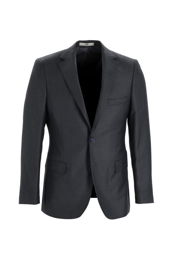 Klasik Kuşgözü Takım Elbise