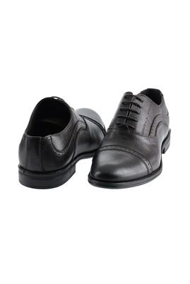 Erkek Giyim - KOYU KAHVE 40 Beden Bağcıklı Klasik Ayakkabı