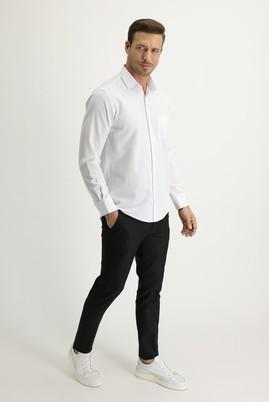 Erkek Giyim - SİYAH 50 Beden Klasik Pantolon