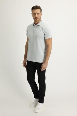 Erkek Giyim - SİYAH 58 Beden Slim Fit Spor Pantolon
