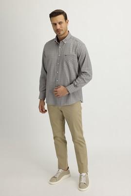 Erkek Giyim - ORTA BEJ 56 Beden Spor Pantolon