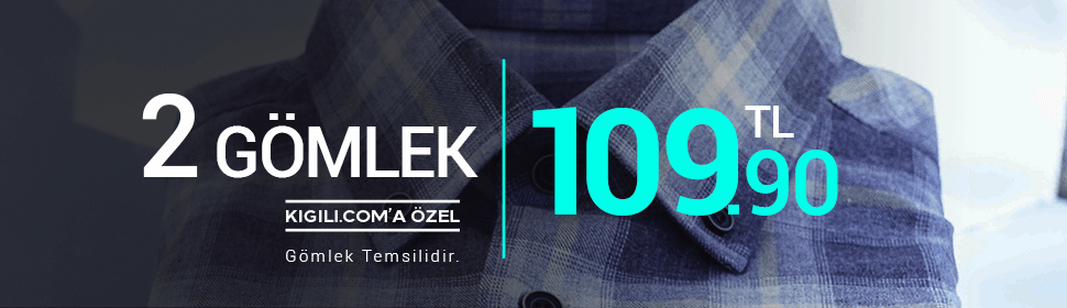 2 Gömlek 109.90 TL