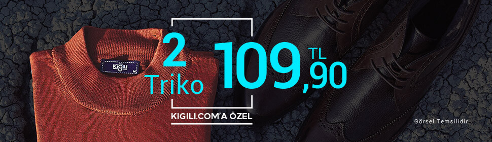2 Triko 109,90 TL