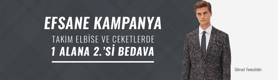 1 Alana 2.'si Bedava